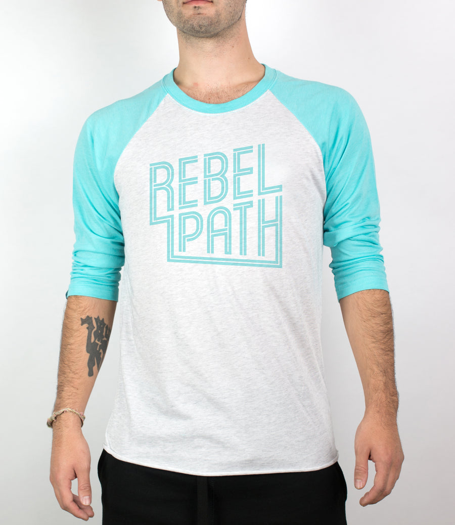 Paths Baseball Tee