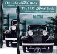 1932 Ford Book, softbound (DBL Shipping Rates apply)