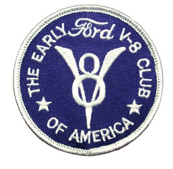 Cloth Jacket Emblem (use Club Accessories shipping rate)