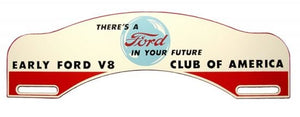 License Plate Accessory (use Club Accessories shipping rate)
