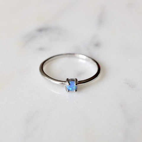 Blue Stone Ring - We11made