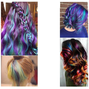 Temporary Hair Chalk Colour