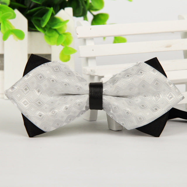 Men Formal Wear Cravat Bow Tie