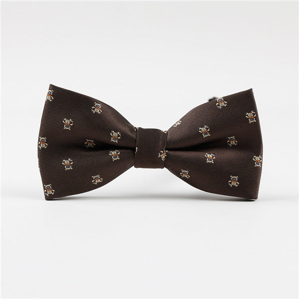 Polyester Wedding Bow Ties