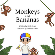PRE-ORDER Monkeys and Bananas