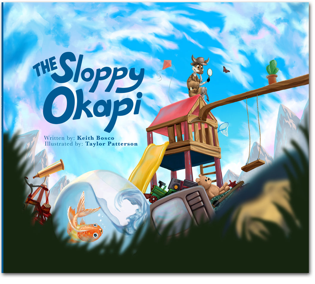 The Sloppy Okapi