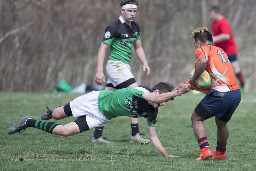 Rugby Teaches Teamwork, Camaraderie at Frederick Youth Rugby Club