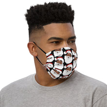 Black African American Face mask
