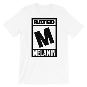 Rated M Short-Sleeve Unisex T-Shirt