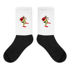 Jerome Grinch Socks