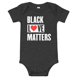 Black Love Matters Infant Bodysuit
