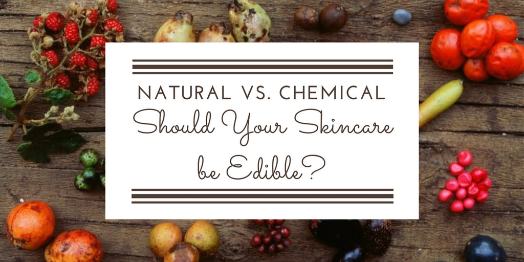 Are natural skin care products really better?