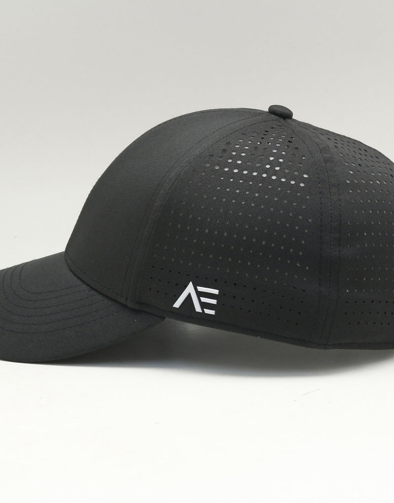 Performance cap featuring
