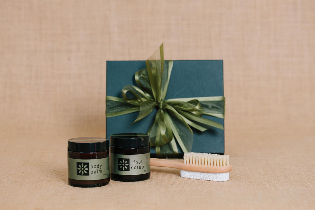 Foot Care Gift Pack - Soothe Essential Natural Products