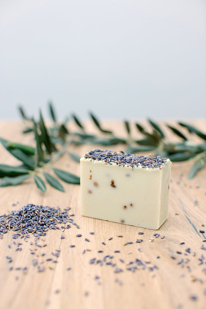 Lavender Soap - Soothe Essential Natural Products