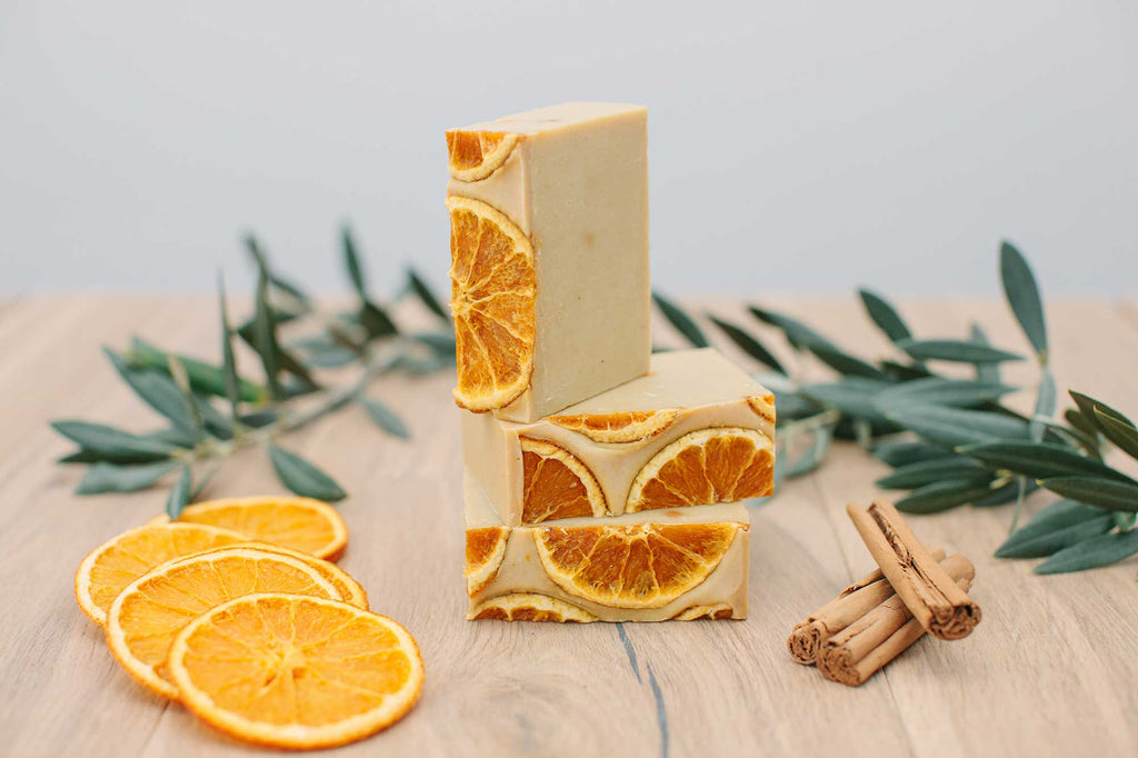 Citrus Grove Soap - Soothe Essential Natural Products