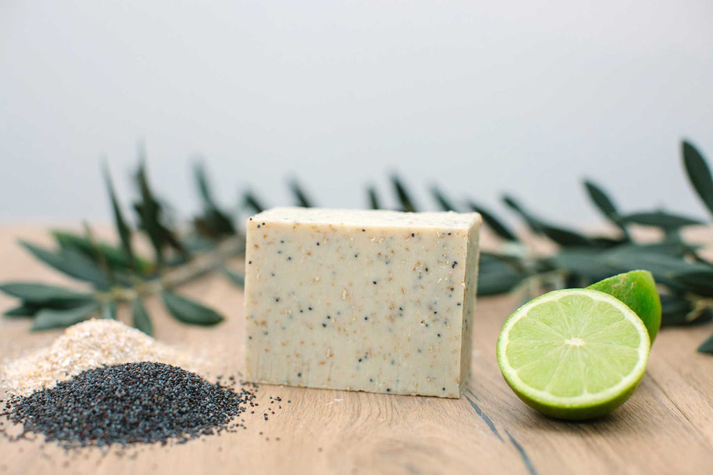 Exfoliating Bar Soap - Soothe Essential Natural Products