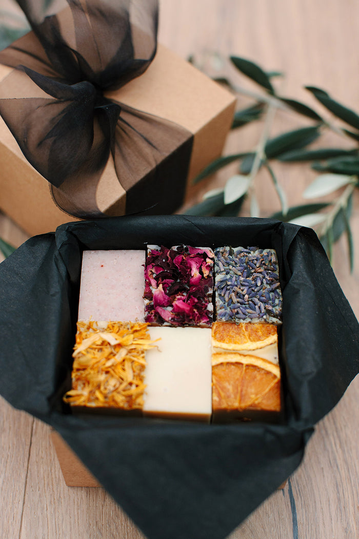 Large Soap Gift Box - Soothe Essential Natural Products