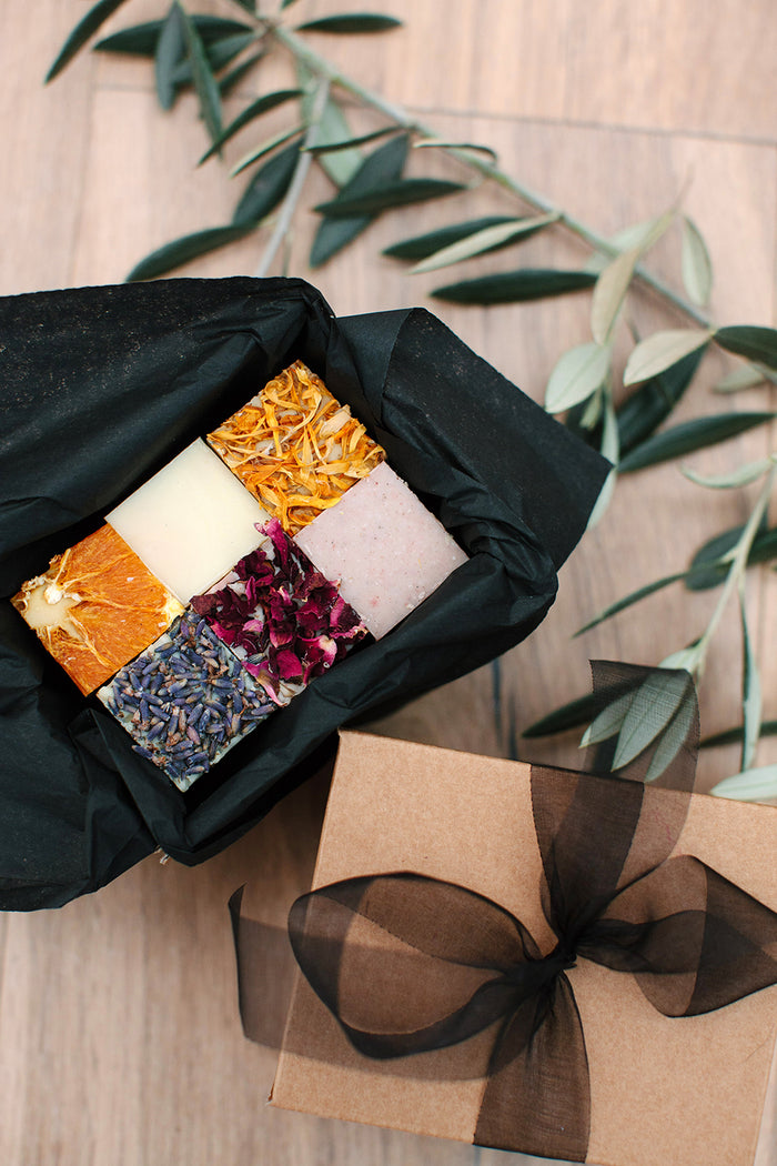 Small Soap Gift Box - Soothe Essential Natural Products