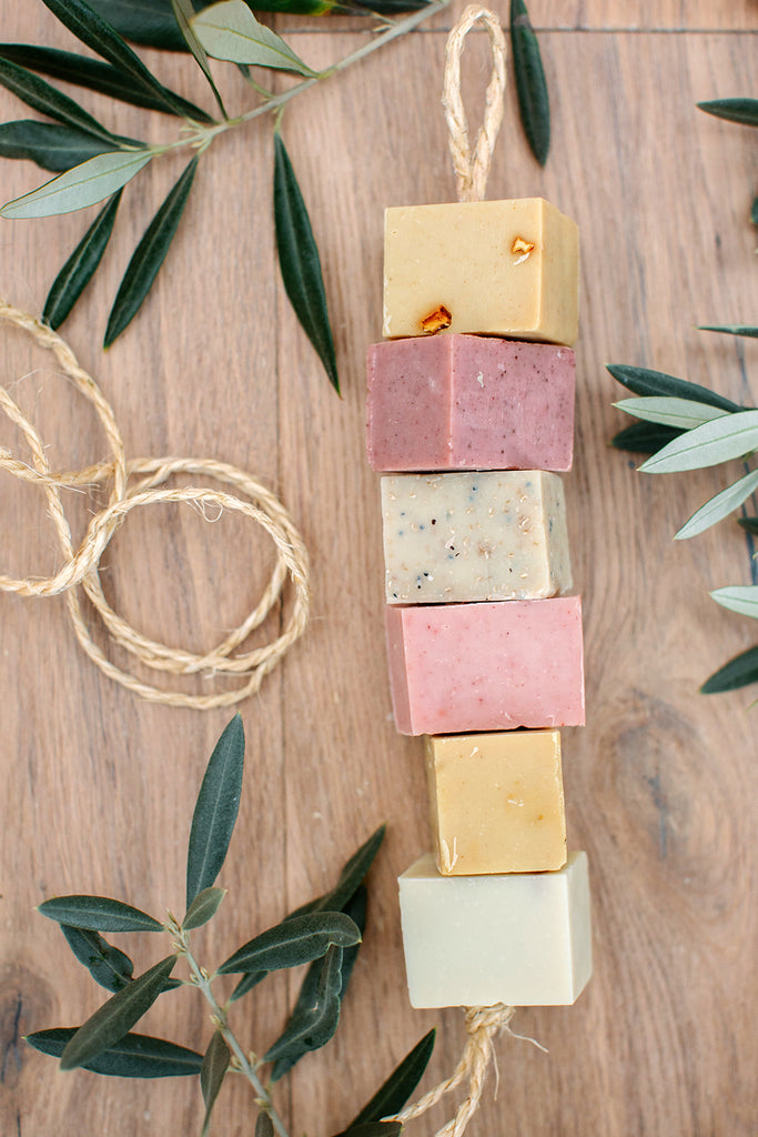Soap on a Rope - Soothe Essential Natural Products