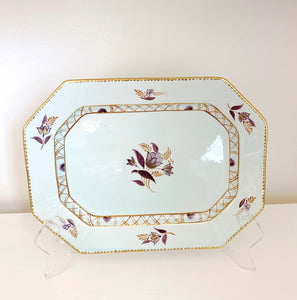 Adams Calyx Serving Platter
