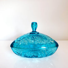 Turquoise Candy Dish