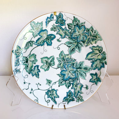 Chinese Ivy Plate