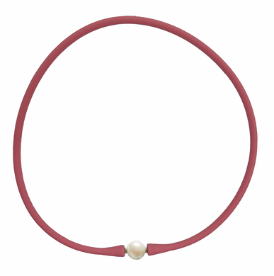 Nantucket Red Maui Necklace - Freshwater Pearl