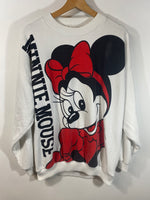 90s Minnie Mouse Sweater. Large