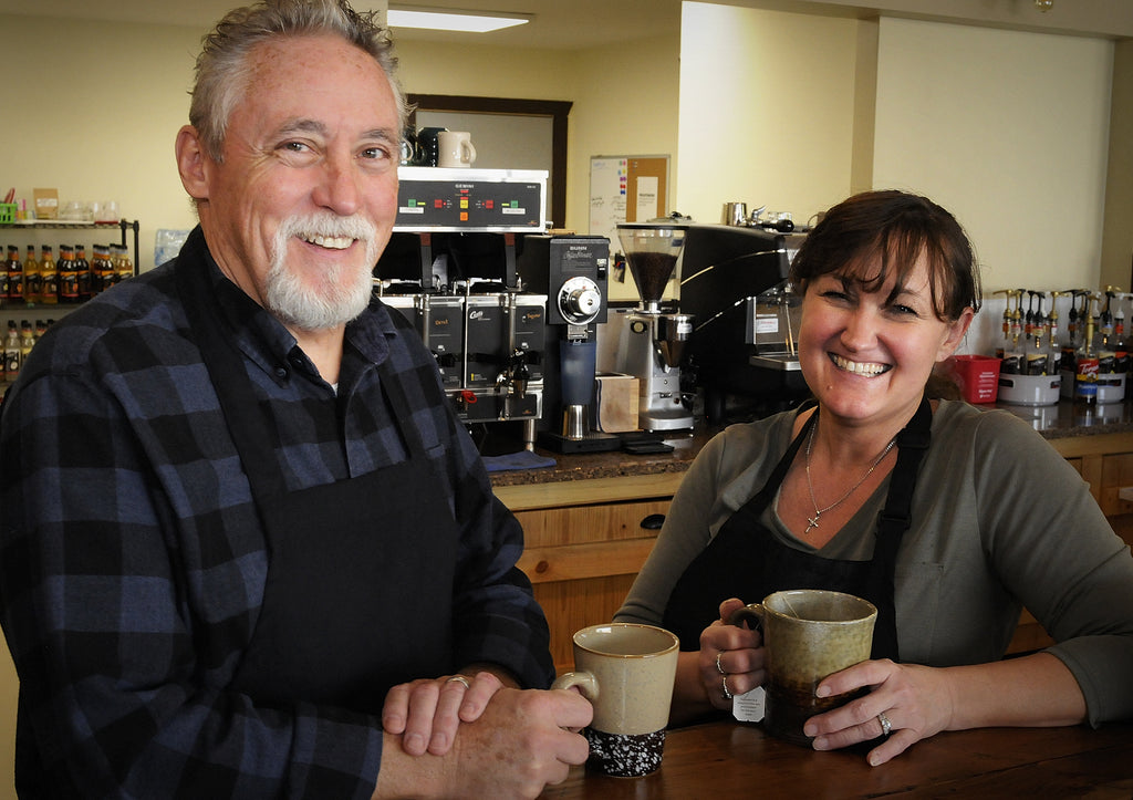 Customer Spotlight: Cornerstone Coffee House in Peotone, IL