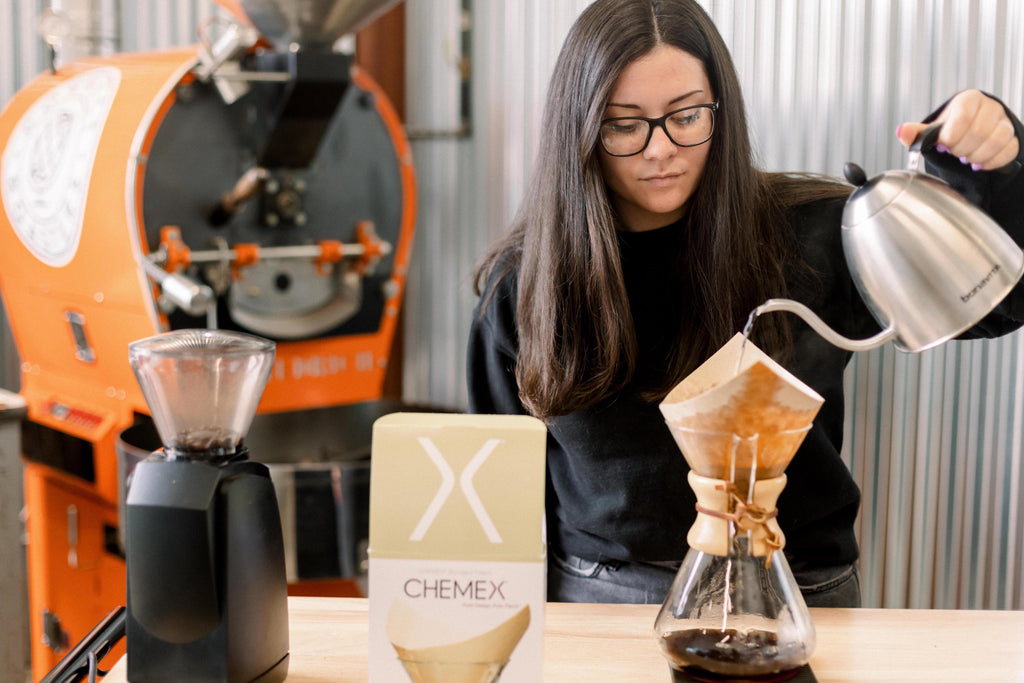 Connect Roasters Team Spotlight: Erin Lain