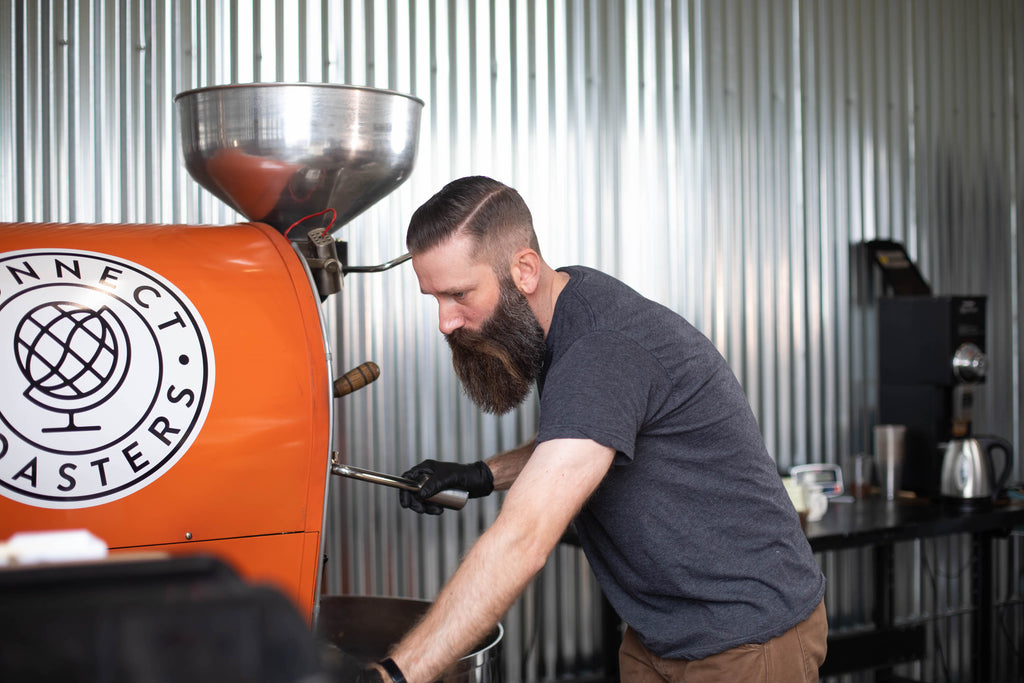 Connect Roasters Team Spotlight: Greg Rattin