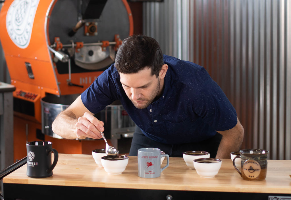 Connect Roasters Team Spotlight: Jordan Bergren
