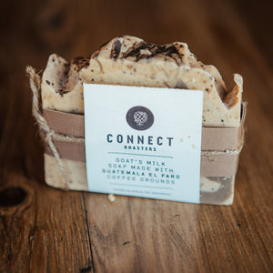 Goat's Milk Coffee Soap