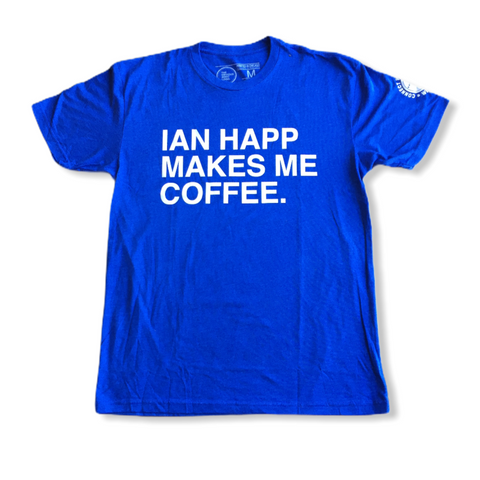 Ian Happ Makes Me Coffee T-Shirt