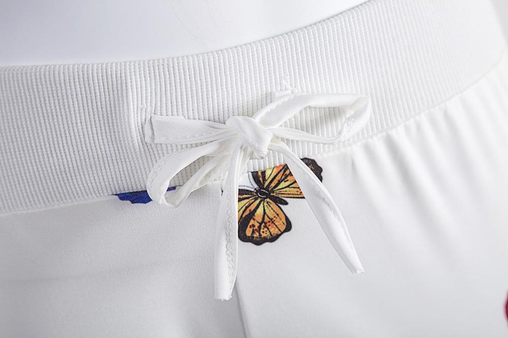 "New Two-Piece ""Looking Good""  Gorgeous Butterfly Tracksuit"