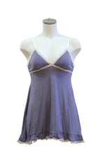 Samantha Chemise | Mariner Blue Stripe