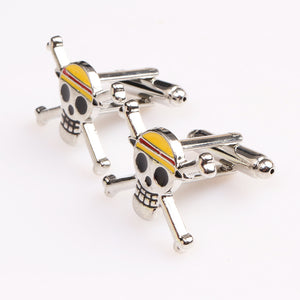 Straw Hat Pirates Cufflinks