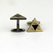 FREE Bronze Triforce Cufflinks