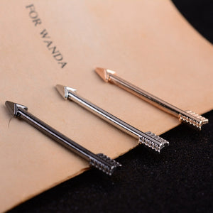 Arrow Shaped Tie Bars