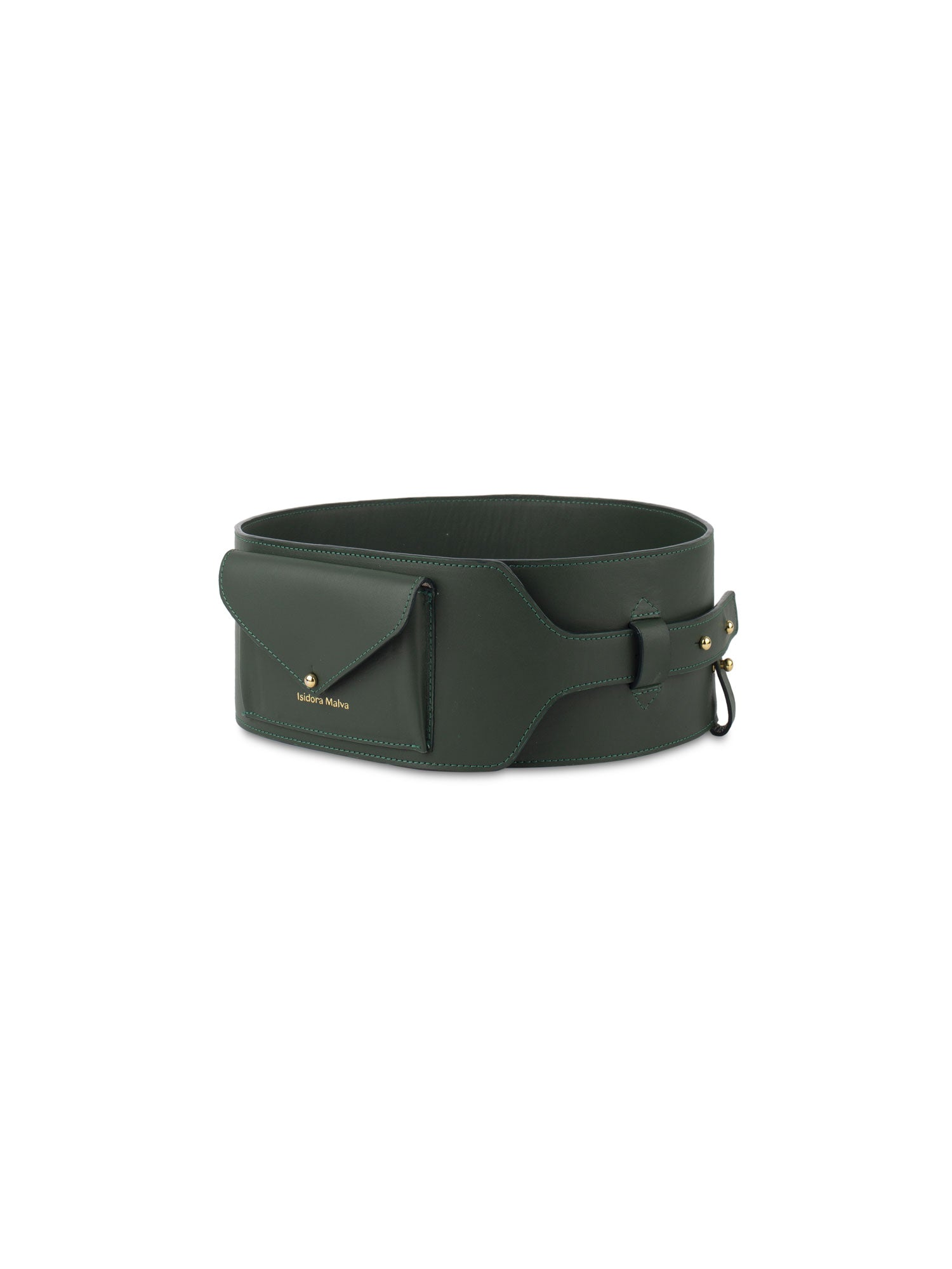 Cienaga Belt Forest Green 3.0
