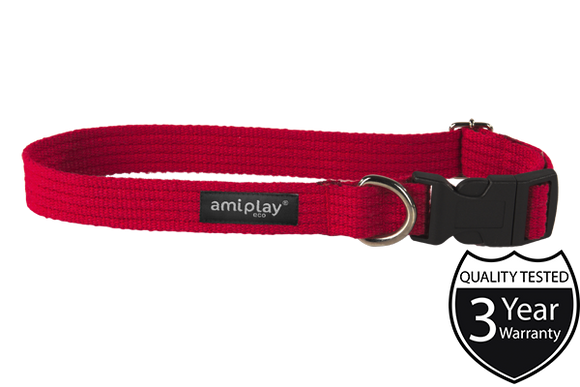 Ami Play Adjustable Cotton Collar