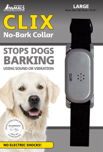 Clix No Bark Collar