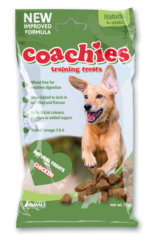 Coachies Training Treats Naturals
