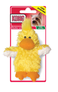 KONG Cat Refillable Catnip Duck