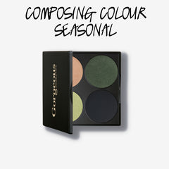 COMPOSING COLOUR SEASONAL PALETTE