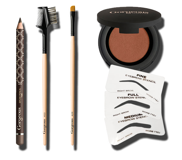 PERFECT BROWS SET