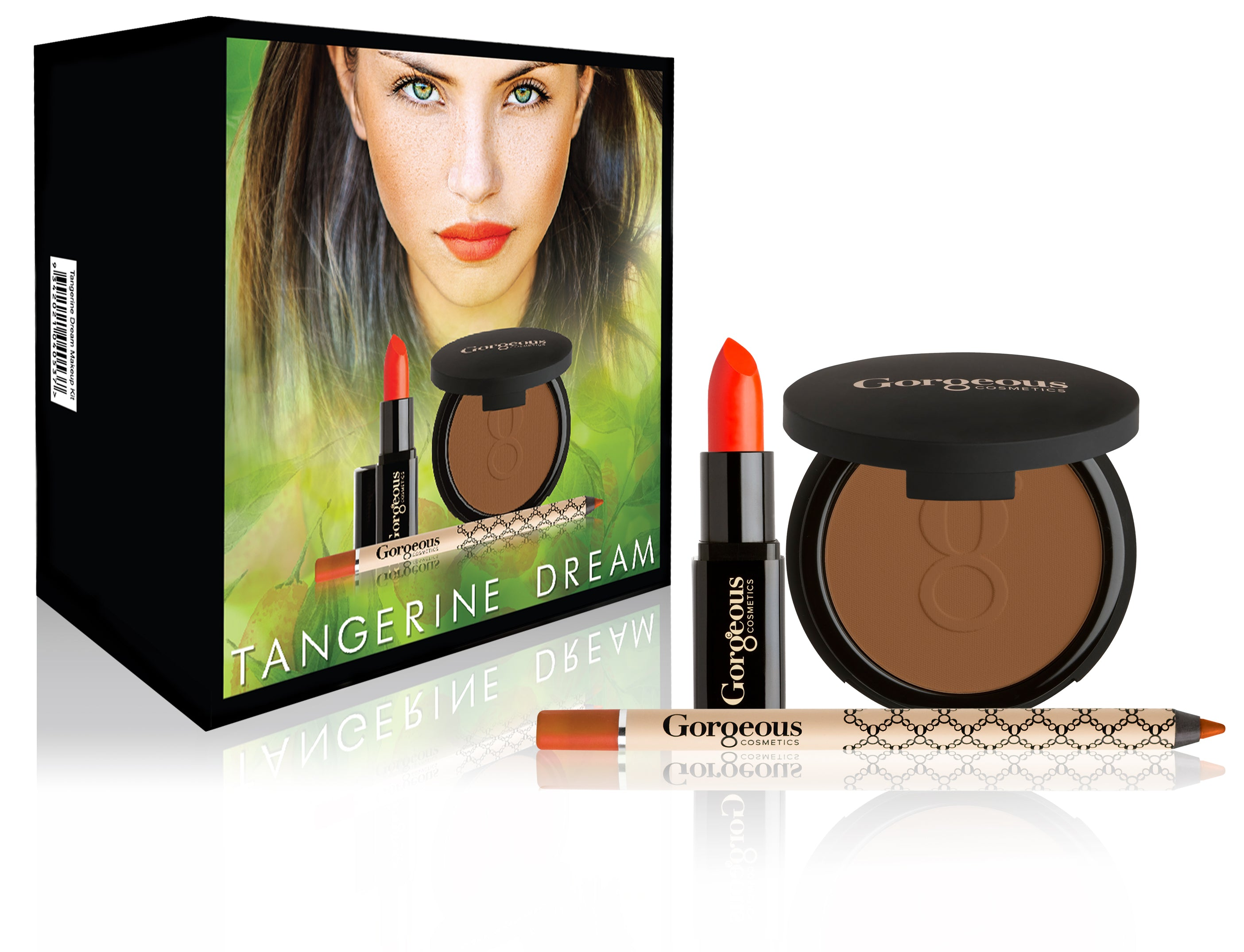 TANGERINE DREAM MAKEUP KIT