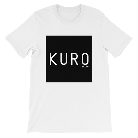 KURO Brand Boxed Men's White T-shirt