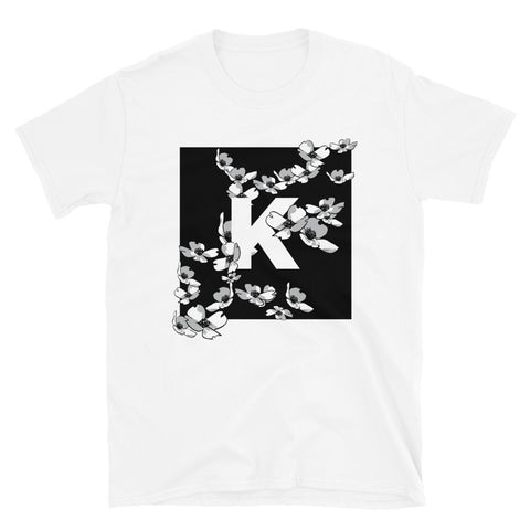 Dogwood K Boxed Logo Unisex T-shirt